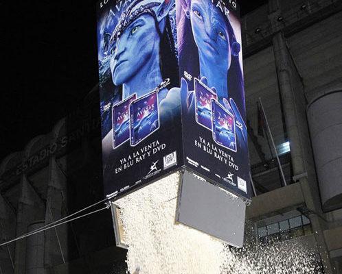 Avatar DVD – Madrid