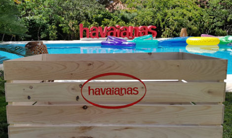 Havaianas Pool Party