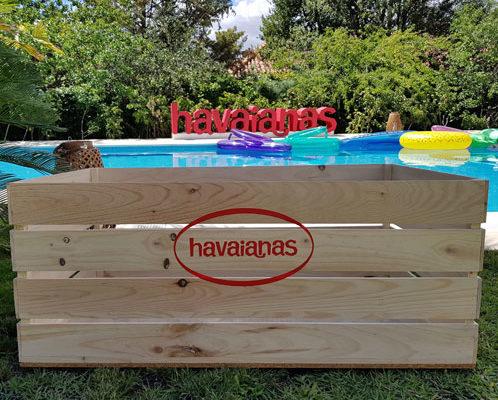 Havaianas Pool Party
