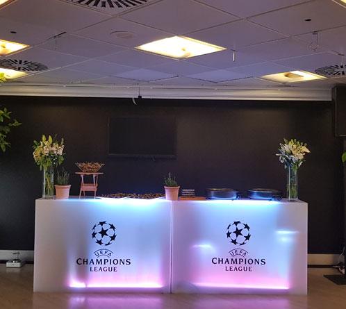 UEFA Champions Club Real Madrid